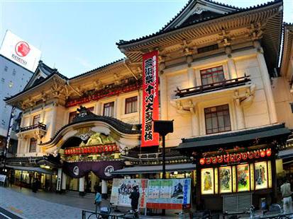 東京大歌舞伎観劇ツアー