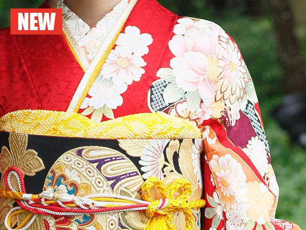 お振袖キャンペーン! (東京ディズニーリゾートペアパスポート券もしくは1万円キャッシュバック特典)